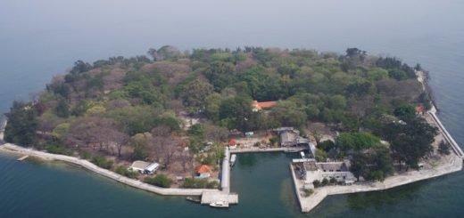 Pulau Onrust pulau bersejarah di Jakarta