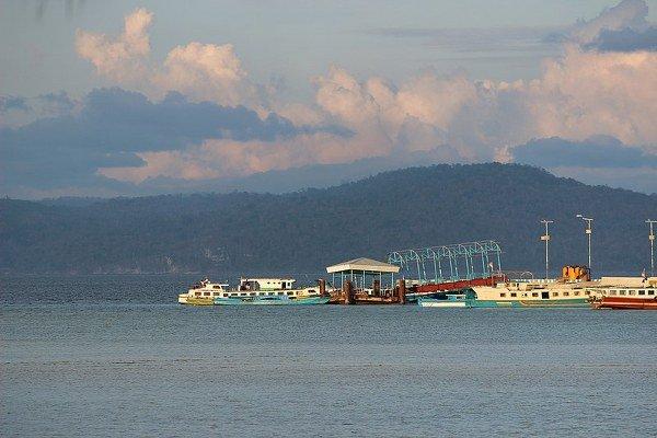 Pelabuhan Pulau Siompu